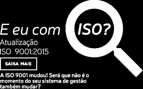 E eu com ISO?